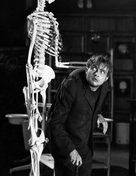 "<em>Dwight Frye in ""Frankenstein.""</em>