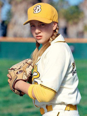 "Sammi Kane Kraft, shown in her role as Amanda Whurlitzer in the ""Bad News Bears"" remake, was discovered on a baseball diamond in Los Angeles, where her family had moved from New York so she and another brother could play ball year-round."