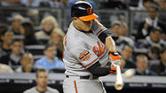 NEW YORK — Orioles third baseman Manny Machado has said repeatedly that he is just soaking up the playoff atmosphere, trying to have fun and not do too much. He's here to do what he can to contribute, not be a savior.