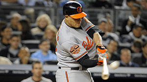 Manny Machado's fifth-inning homer had plenty of historical significance