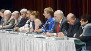 Hagerstown mayor and council candidates forum