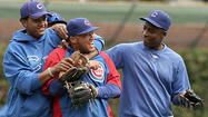 Chicago Cubs player photo galleries