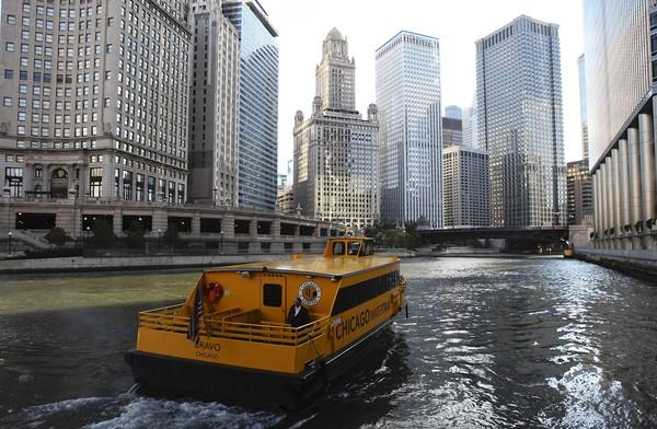 In celebration of its 50th anniversary, Wendella Chicago Water Taxi will offer free rides all day Thursday.
