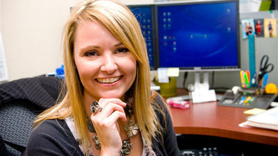 Brandi Kalin: Software sleuth and cancer cure champion