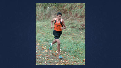 Somerset's Ravi Desai (17:28) led Somerset to a first-place finish over Bishop McCort and the LHAC cross country title on Wednesday.