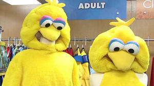 Big Bird costume sales soar after Romney threat