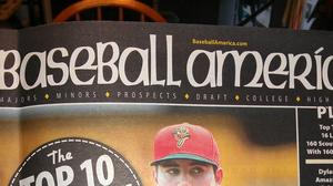 Marlins' pitching prospect Jose Fernandez turning heads as Baseball America's newest coverboy