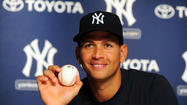Watching <strong>Alex Rodriguez</strong> reduced to a $30 million cheerleader Wednesday night as <strong>Raul Ibanez</strong> (Miami Sunset) became the latest Yankees' postseason hero got me thinking.
