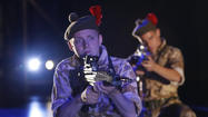 "THEATER REVIEW: ""Black Watch"" by the National Theatre of Scotland in the Broadway Armory ★★★★"