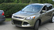 <strong><em>I'm driving the 2013 Ford Escape in Brookline, Mass., and I'm hopelessly lost. Two vehicles at the event, and I pick the one without a navigation system. </em></strong>