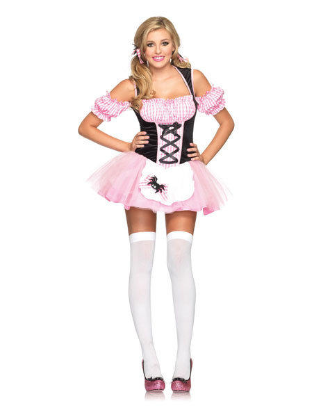 Unnecessarily sexy Halloween costumes: Where are her curds? And whey?