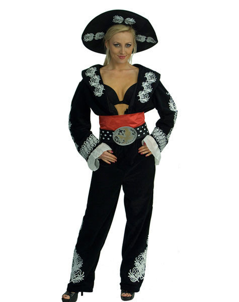 Sexy, adult Halloween costumes - Three Amigos