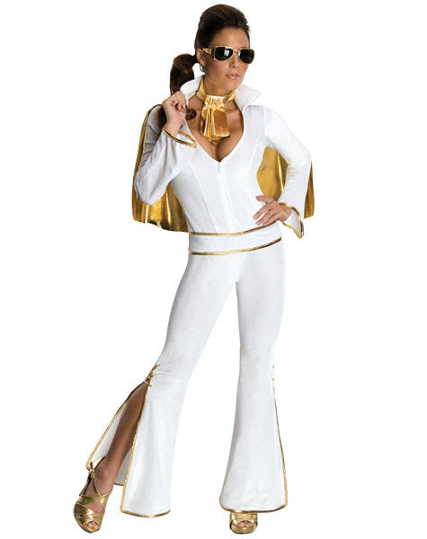 Sexy, adult Halloween costumes - Elvis