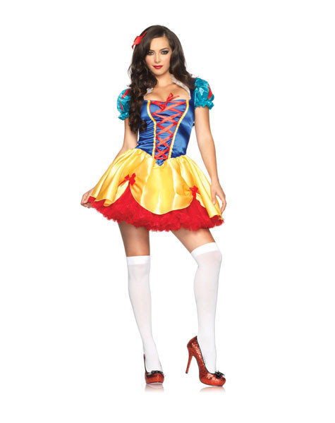 Sexy, adult Halloween costumes - Snow White