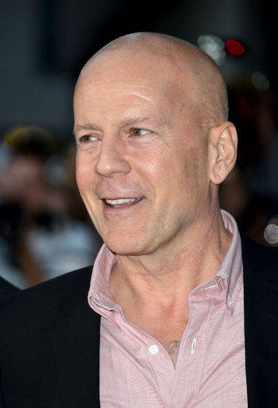 Actor Bruce Willis attends the 'Looper' opening night gala premiere during the 2012 Toronto International Film Festival on September 6, 2012 in Toronto, Canada.