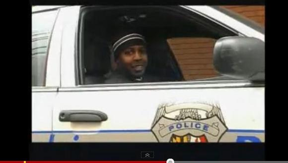 "Baltimore Police spokesman Donny Moses, in the 2005 video ""Keep Talking"" made in response to an anti-snitching campaign"