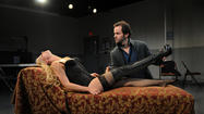 "<strong>The show:</strong> ""Venus in Fur"" at Hartford's TheaterWorks"