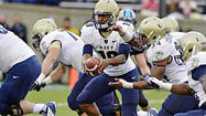 The emotions and energy Navy puts into its annual game against Air Force typically takes a lot out of the Midshipmen for their next game.