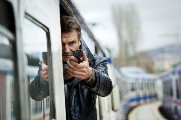 "Liam Neeson in ""Taken 2"""