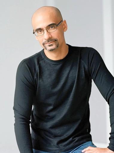 Author Junot Diaz.