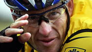After confirming Wednesday that he still would be speaking at the Chicago Ideas Week's Edison Talks conference Friday despite the just-released United States Anti-Doping Agency report linking him to performance-enhancing drugs, cyclist Lance Armstrong canceled his appearance Thursday.