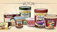 Peanut products sold from Sunland, Inc. were recalled Thursday due to a possible salmonella contamination.Velvet Ice Cream uses some of these peanut products in their peanut butter-flavored ice creams. They are sold in Ohio, Kentucky, Tennessee, Virginia and West Virginia.Due to this concern, Velvet Ice Cream has voluntary recalled the following products: