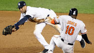 Orioles and Yankees lineups for Game 4: Jeter will play