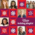 Various artists, 'Disney Channel Holiday Playlist' (out now)