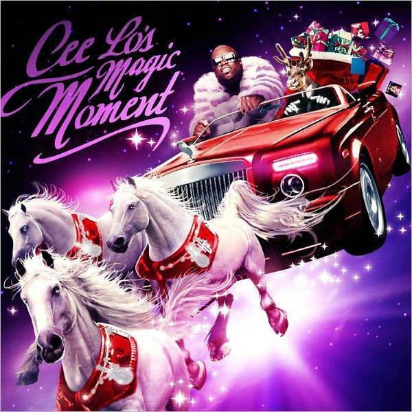 "Remember when Cee Lo made music with Danger Mouse and didn't put out albums featuring a duet with Christina Aguilera on ""Baby, It's Cold Outside""? Ah, the good old days. Also, is that a reindeer driving horses on the cover? Cee Lo, it's time for a serious chat."