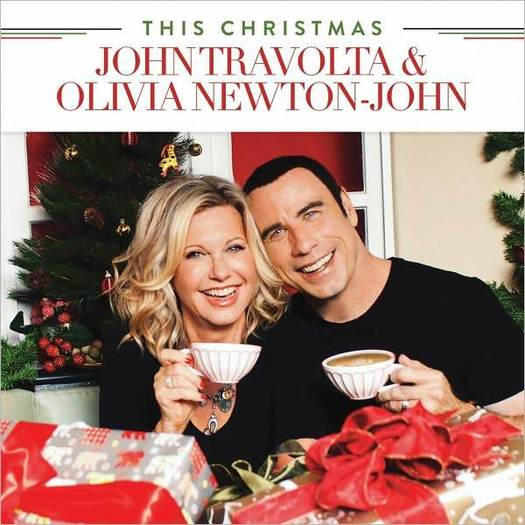 John Travolta and Olivia Newton-John, 'This Christmas' (out Nov. 13)