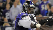 Ravens offensive tackles Michael Oher and Kelechi Osemele thought they had it tough last week.