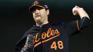 Orioles' starting pitching dominant in postseason