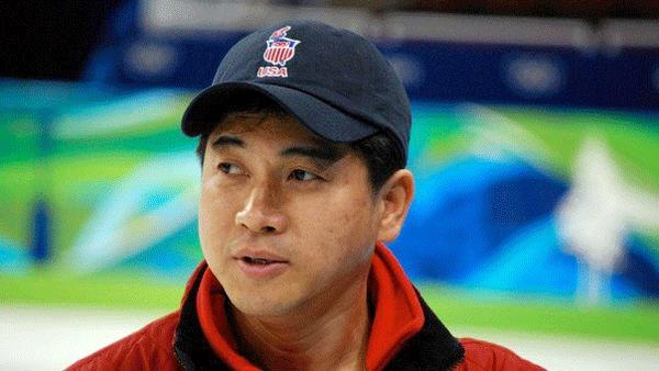 Jae Su Chun resigned as U.S. short track speedskating coach Thursday. (U.S. Speedskating photo)