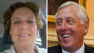 Rep. Hoyer, daughter discuss support of same-sex marriage