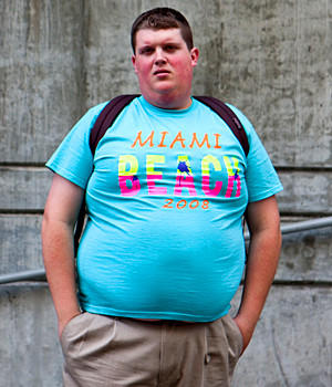 """Fat Kid Rules the World."""