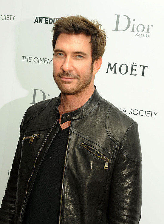 McDreamy who?  Actor Dylan McDermott celebrates his 49th birthday today.