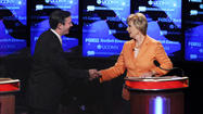 Pictures: Courant/Fox CT U.S. Senate Debate At UConn