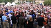 'Twist' record attempt in DeLand led by Chubby Checker