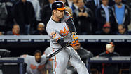 On couches all over Baltimore, J.J. Hardy's game-winning RBI double in the 13th inning must have seemed like a dream, especially since the Orioles spent most of Thursday night putting fans to sleep with their offensive ineptitude.