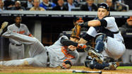 Rough Cut: Orioles Yankees Game 4