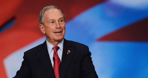 New York City Mayor Michael Bloomberg has endorsed Maryland's same-sex marriage law.
