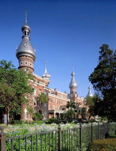 Henry B. Plant Museum at the University of Tampa