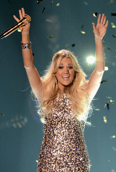 Country queen Carrie Underwood will be bringing her show to Baltimore's 1st Mariner Arena Nov. 7.<br>