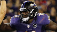 Because of the poor performance by the offensive tackles against the Kansas City Chiefs last week, there had been some speculation that the Ravens might choose to start Bryant McKinnie at left tackle over Michael Oher and move Oher to the right side to replace rookie Kelechi Osemele. But that won't happen against the Cowboys on Sunday unless someone is really getting dominated.