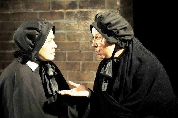 "John Patrick Shanley's ""Doubt,"" which deals with a nun¿s suspicion that her patriarchy is hiding an abusive priest, won the Pulitzer Prize for drama and is a masterpiece of concision. This play never seems to waste a single word. Director PJ Paparelli¿s production is potent indeed. Karen Skinner, who plays Sister Aloysius, is very gripping; the emotionally available Sadieh Rifai is a good match as Sister James; and Lance Baker offers a carefully toned piece of acting in service of Shanley¿s most important point: that those who abuse children are so adept at hiding their actions, not only are they difficult to ferret out, their investigations might also ensnare the innocent.  <br><br><b> Through Nov. 4 at American Theater Company, 1909 W. Byron St.; $38-$43 at 773-409-4125 or atcweb.org</b>"