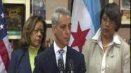 Emanuel on new Chicago Public Schools CEO