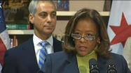 After spending a year-and-a-half in office, Mayor Rahm Emanuel's choice for CPS CEO is out.
