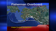 Search Under Way for Man Overboard Off Sitkinak Island