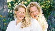 Shari and Judi Zucker became vegetarians as teenagers, shared high school records in the mile and two-mile and became authors together at 17.