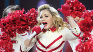 <b>Photos:</b> Madonna plays the Staples Center